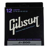 Gibson J-200L Bronze Acoustic
