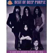 Faber Music Best Of Deep Purple Guitar