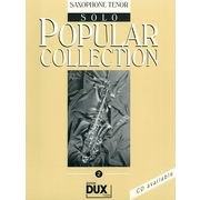 Edition Dux Popular Collection 2 (T-Sax)