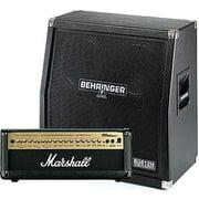 Marshall/Behringer MG100HDFX/BG412H Set