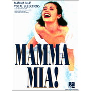 Wise Publications Mamma Mia Vocal Selections