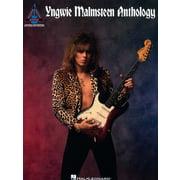Hal Leonard Yngwie Malmsteen Anthology