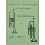 Richard Stegmann Elementare Trompetenschule 1