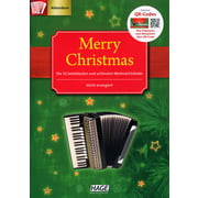 Hage Musikverlag Merry Christmas Accordion
