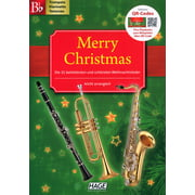 Hage Musikverlag Merry Christmas Bb
