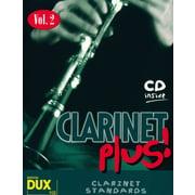 Edition Dux Clarinet Plus Vol.2