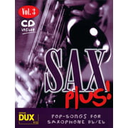 Edition Dux Sax Plus Vol.3 (Bb/Eb)