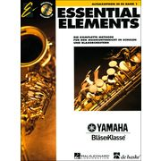 De Haske Essential Elements A-Sax 1