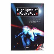 Helbling Verlag Highlights Of Rock & Pop