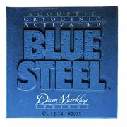 Dean Markley 2035 CL Western Blue Steel