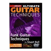 Music Sales Guitar Techniques Funk (DVD)