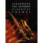 Music Sales 100 Classical Themes Saxophone