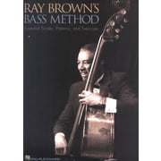 Hal Leonard Ray Brown's Bass Method