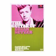 Hot Licks The Guitar of Brian Setzer DVD