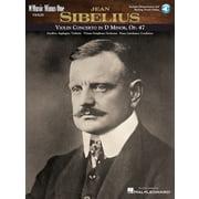 Music Minus One Sibelius Concerto for Violin