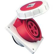 PCE CEE-Mounting Plug Slangt 63A