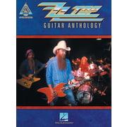 Hal Leonard ZZ Top Guitar Anthology