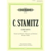 C.F. Peters C. Stamitz Koncert Nr.3