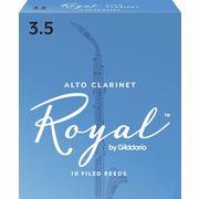 Daddario Woodwinds Royal Boehm Alto Clarinet 3,5