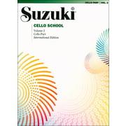 Alfred Music Publishing Suzuki Cello School Vol.2