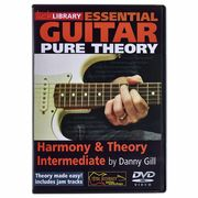 Music Sales Harmony & Theory Intermed(DVD)