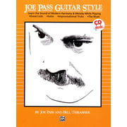 Alfred Music Publishing Joe Pass Guitar Style