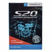 Toontrack Superior Drummer 2.0 Cross EZ