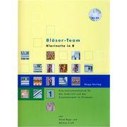 Horst Rapp Verlag Bläser-Team 1 Clarinet