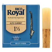 Daddario Woodwinds Royal Boehm Alto Clarinet 1,5