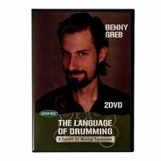 Hudson Music Benny Greb The Language DVD