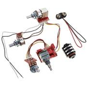 Glockenklang 3-Band Electr. -stacked 4 Poti