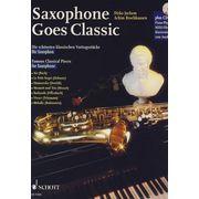 Schott Saxophone Goes Classic