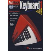 Hal Leonard Fast Track Keyboard Vol.1 DVD