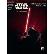 Alfred Music Publishing Star Wars Journey I-VI Trb.