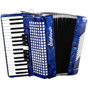 Startone Piano Accordion 72 Blu B-Stock