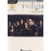 Hal Leonard Twilight Violin