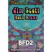 Platinum Samples Jim Scott Rock Drums Vol.1