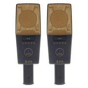 AKG C414 XLII Stereo Set B-Stock