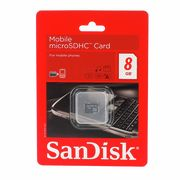 Thomann Micro SD Card 8 GB