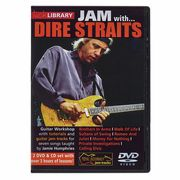 Music Sales Lick Library Jam Dire Straits