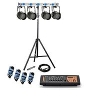 Stairville Mobile Entertainer Set 1