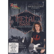 Fred Russell Publishing Metal Bass David Ellefson