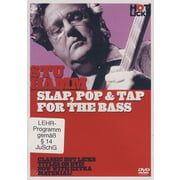 Hot Licks Stu Hamm Slap Pop & Tap