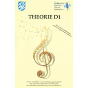 Musikverlag Heinlein Theorie D1 CD Edition