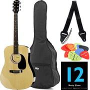 Fender Squier SA-105 NA Bundle 2