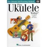 Hal Leonard Play Ukulele Today DVD