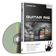 DVD Lernkurs Hands On Guitar Rig