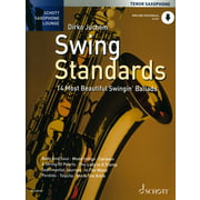 Schott Swing Standards T-Sax