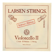 Larsen Cello String D Soloist Medium