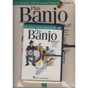 Hal Leonard Play Banjo Today Beginner Set
